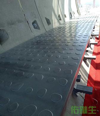 河南地铁疏散平台盖板