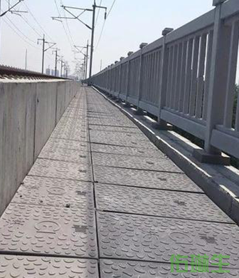 高铁桥梁盖板