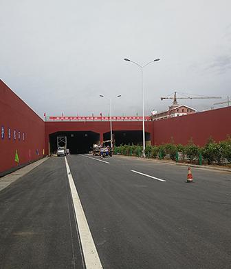 民小公路大古城隧道