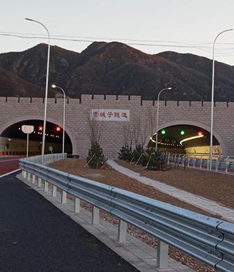 兴延高速营城子隧道