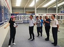 广西交通投资集团商贸有限公司莅临我司参观考察!
