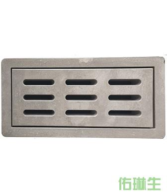 泄水格栅盖板